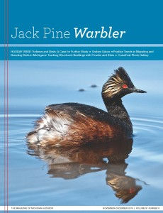 Jack Pine Warbler Magazine, Nov-Dec Issue 2014