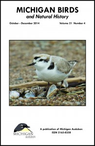 Michigan Birds and Natural History, peer-reviewed ornithology journal.