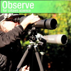 Observe for citizen science