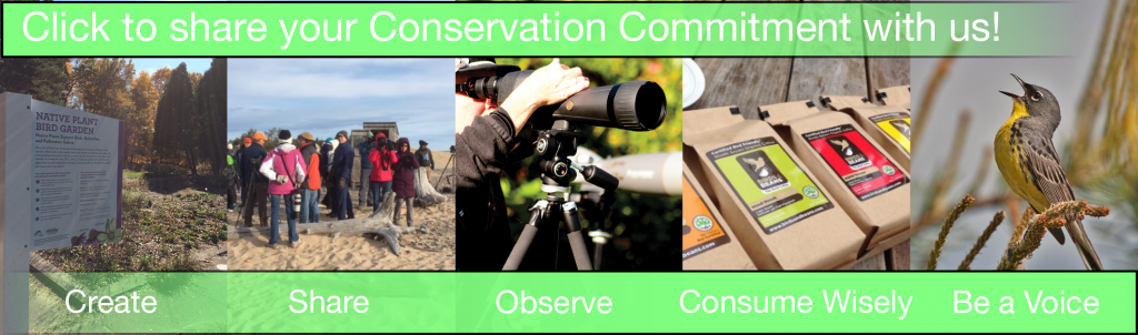 Share your Conservation Commitment