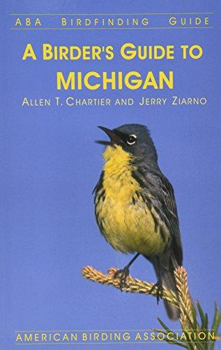 A Birder's Guide to Michigan (ABA Bird Finding Guide