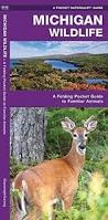 Michigan Wildlife: A Folding Pocket Guide to Familiar Animals
