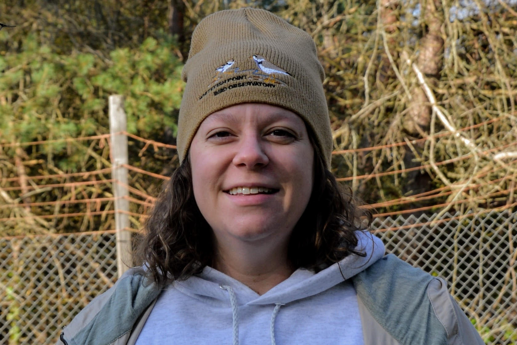 Whitefish Point Bird Observatory Piping Plover Beanie